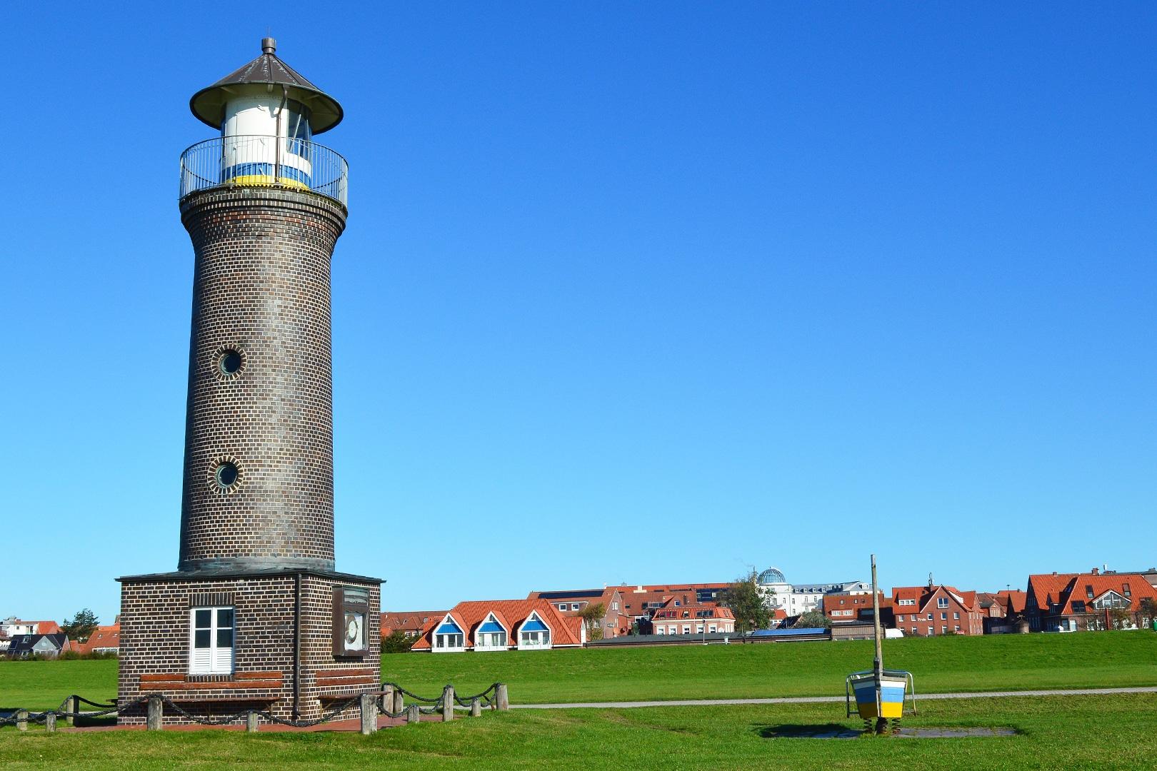 Leuchttürme Nordsee